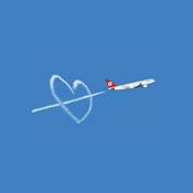 Sevgiliye en güzel hediye: Uçak bileti