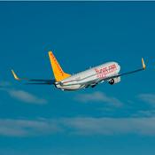 Pegasus'un İzmir'den Antalya ve Sivas'a uçuşları başladı