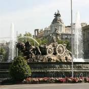 Madrid'de hava durumu