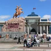 Moğolistan'a Vize Kaldırıldı