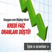 Enuygun.com müjdeliyor: Faiz oranları düşüyor, işte o oranlar!