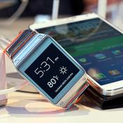 Samsung akıllı saat Gear'i tanıttı