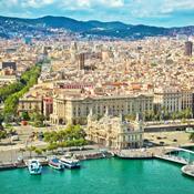 Barcelona'ya 159 Euro'ya uçak bileti