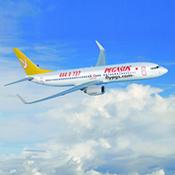 Pegasus 79,99 Euro'ya Dubai'ye uçmaya başladı