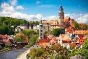 Cesky Krumlov'da masalsı bir yolculuk
