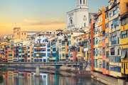Salvador Dali'nin izinden Figueres ve Girona