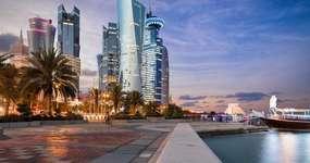 Ocak ayı rotası: Doha