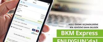 BKM Express ile biletinizi hızlı ve kolay alın