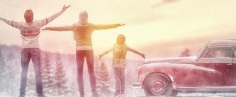 Hafta sonu tatili için kış rotaları