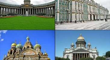 St. Petersburg'da gezilecek yerler