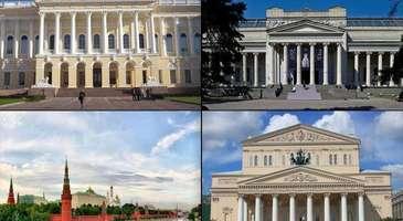 Moskova'da gezilecek yerler