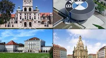 Münih'te gezilecek yerler