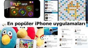 En iyi ücretsiz 20 iPhone uygulamaları