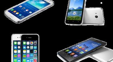 2014'ün en çok satan telefonları
