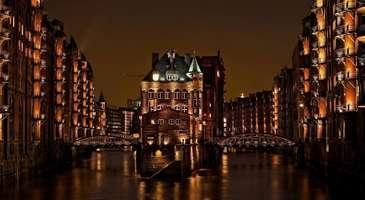 Hamburg'da ne yenir ne içilir?