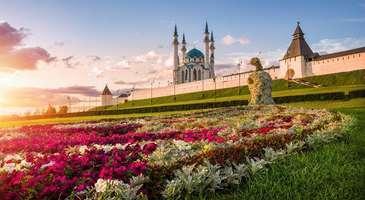 Kazan'da gezilecek yerler