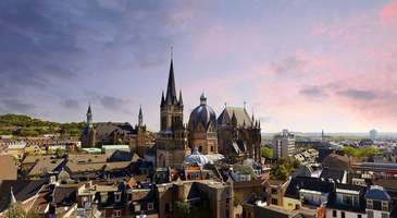 Aachen'da gezilecek yerler