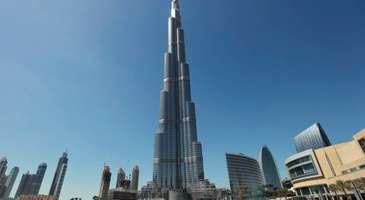 8 maddede Dubai'nin rekorlar binası Burj Khalifa