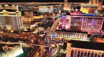 Las Vegas'da gezilecek yerler