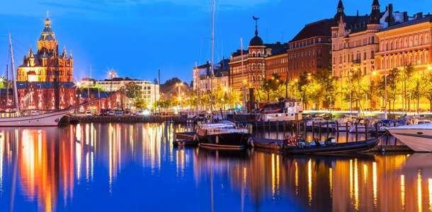 Helsinki'ye vergiler hariç 8$'dan başlayan fırsatlar
