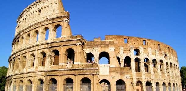 Roma'ya vergiler dahil gidiş dönüş 136 dolardan başlayan fiyatlar