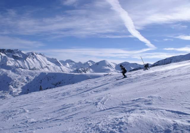 Balkanlarda ucuz kayak merkezleri