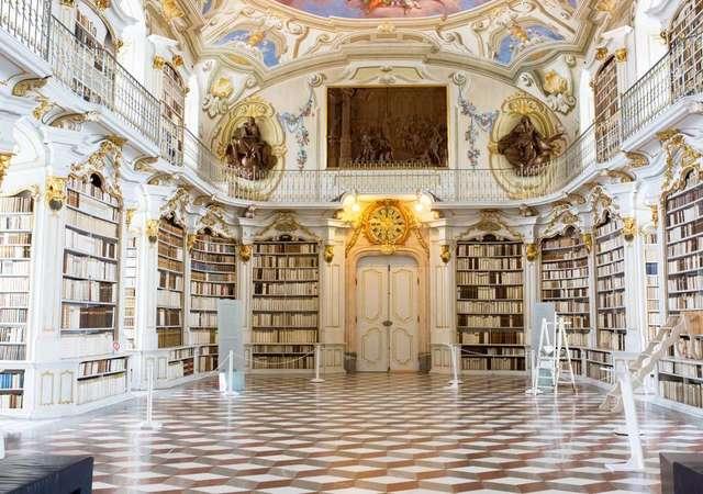 İçinizi kitap okuma aşkıyla dolduracak kütüphaneler