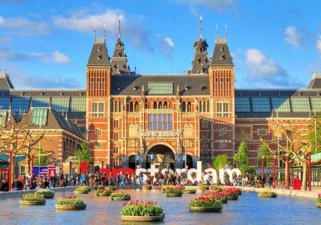 Amsterdam'da mutlaka gezmeniz gereken 5 müze