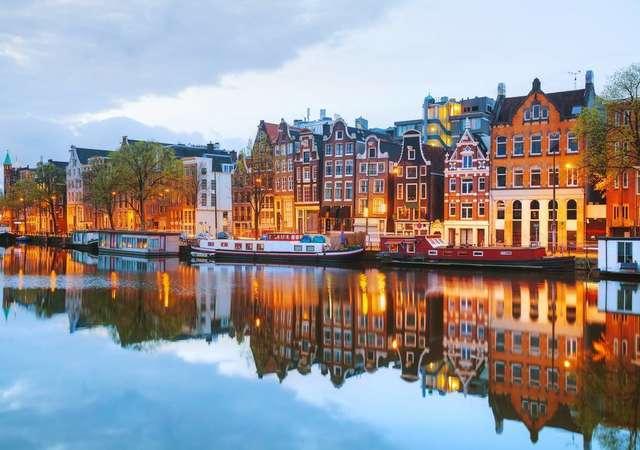 Amsterdam'da kaçırılmaması gereken 5 şey