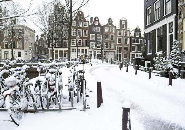 Kuzeyin Venedik'i Amsterdam'da kış tatili için 5 muhteşem neden