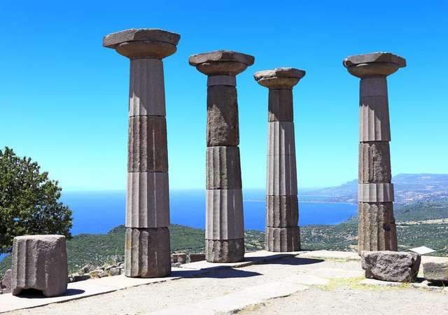 Türkiye'nin en güzel antik koyları