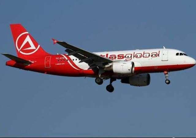 Atlasglobal, Stockholm, Zürih ile Hatay-Kıbrıs seferlerine başlıyor
