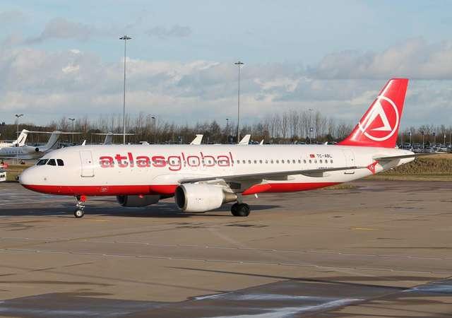Atlasjet şimdi daha 'global'