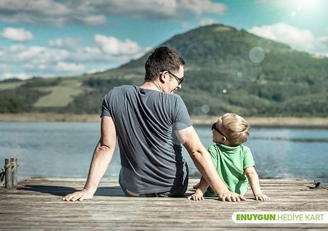 Babalar Günü için alternatif hediyeler