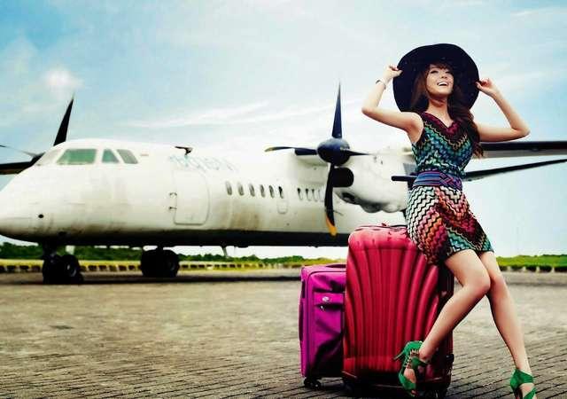 Havalimanında bavulunuza dikkat!