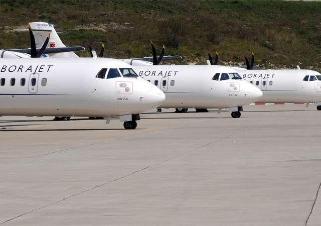 Borajet Türk Hava Yolları ortaklığı ile büyüyor