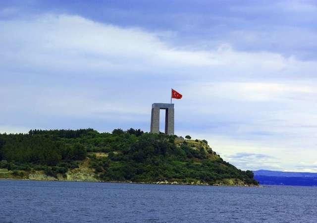İstanbul'dan Çanakkale'ye direkt sefer