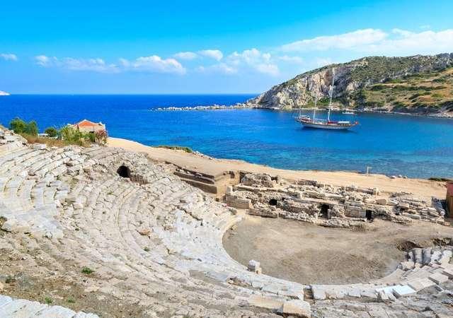 Türkiye'nin en güzel sakin plajları