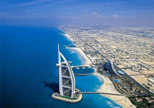 Dubai (Sharjah) uçuşları başlıyor