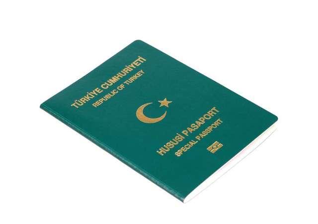 Yeşil pasaporta yeni düzenleme