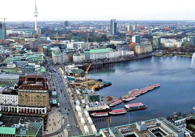 Hamburg'da mutlaka görmeniz gereken 7 yer
