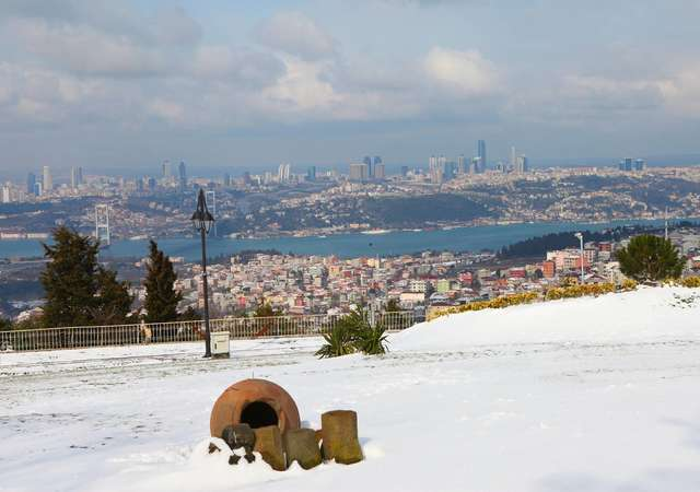 İstanbul'da kış bitmeden yapmanız gereken 5 şey