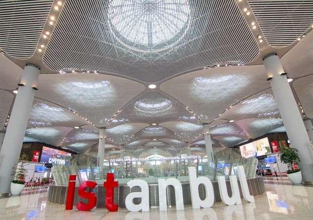İstanbul Havalimanı lounge hizmetleri