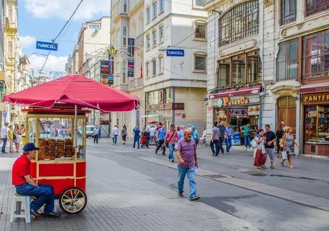Türkiye'nin en ünlü caddeleri