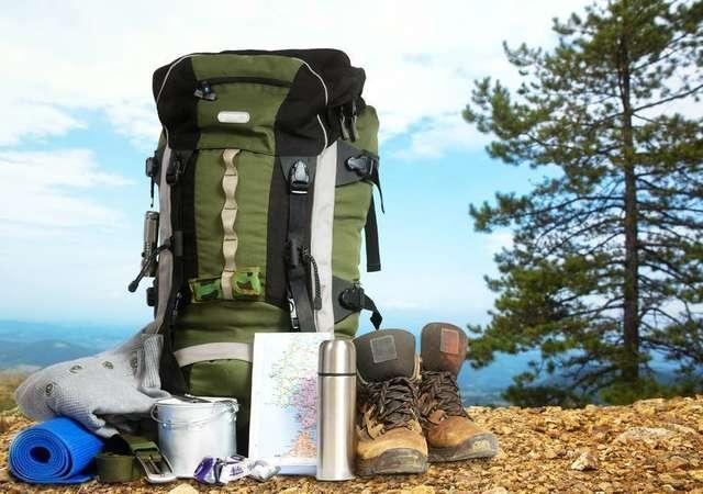 Kamp çantası hazırlama yolları