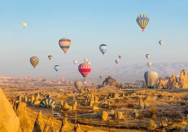 Kapadokya'da tatil yapmak için çok geçerli 7 neden