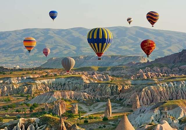 Kapadokya'da hafta sonu tatili için 5 neden