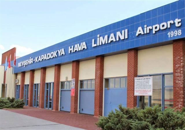 Kapadokya Havalimanı 5 ay boyunca uçuşlara kapanacak