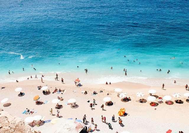 Dünyadan ve ülkemizden olağanüstü güzellikte 8 plaj