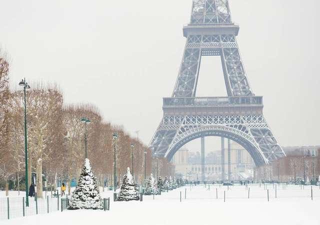 Kış manzarasıyla baş döndüren 5 şehir